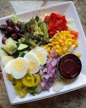 Salad from SaladWorks